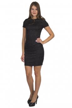 Новинка: черное короткое платье Bast